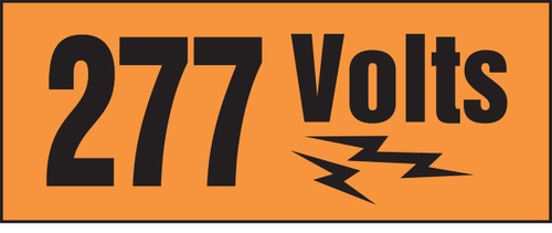 277 Volts (w/graphic)