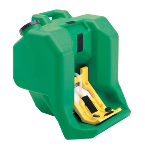 Haws 7500 Portable Gravity Fed Emergency Eyewash 16 gallon capacity
