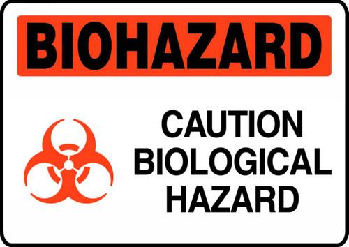 Biohazard Caution Biological Hazard Sign