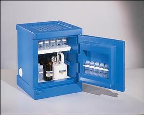 Eagle Poly Acid/ Corrosive Safety Cabinet 4 Gallon