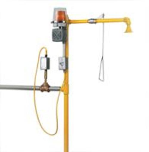 Flow Switch Alarm System for Emergency Shower w/ 12