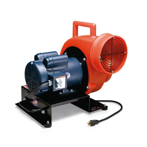 Allegro 9502 Centrifugal Heavy Duty Blower (Totally Enclosed)