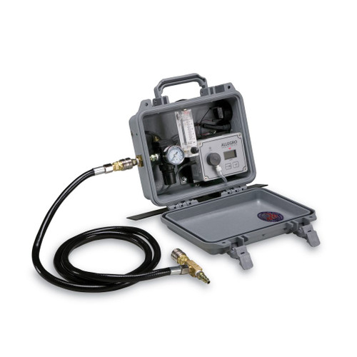Allegro 9871-02 Compressed Air CO Monitor System, AC/DC