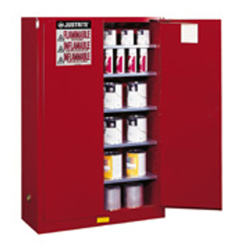Justrite Combustibles Safety Cabinet- 60 Gallon