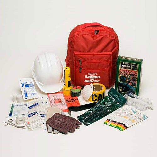 1 Person Professional Rescue Kit/ Backpack