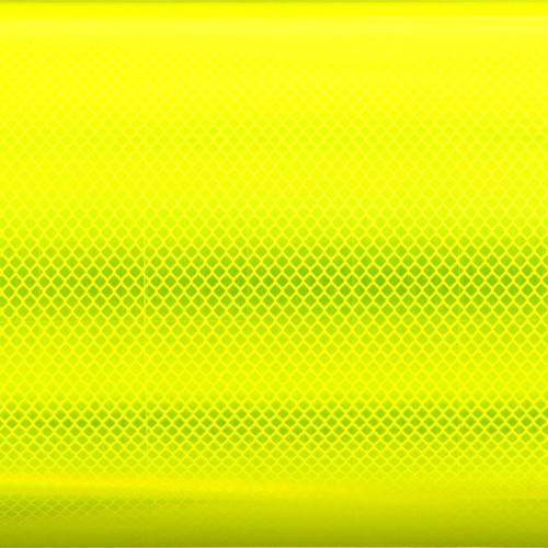 Diamond Grade - Fluorescent Yellow-green