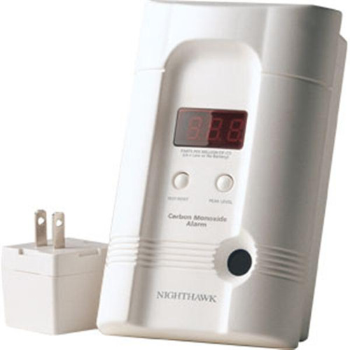 Carbon Monoxide Alarm- Premium Plus w/ Digital Readout