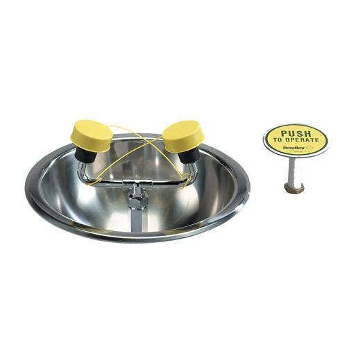 Bradley S19-260 Deck Mounted Eye Face Wash
