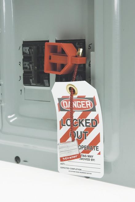 Circuit Breaker Lockout- Double Pole