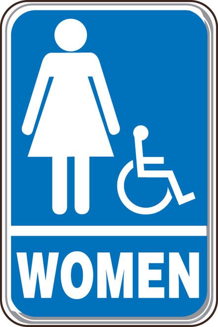 Women (w/graphic) (handicap)