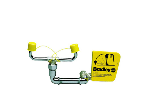 Bradley S19-240 Laboratory Application Eyewash Fixture