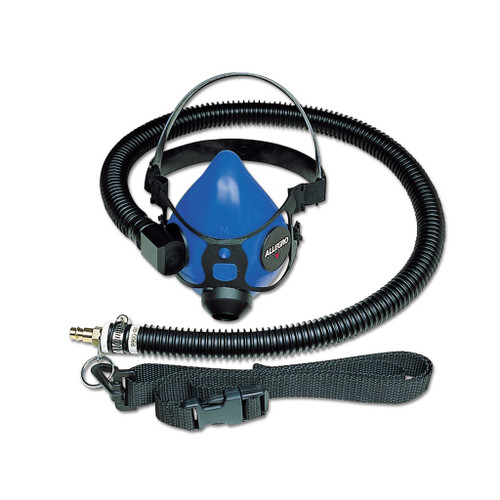 Allegro 9920 Half Mask Constant Flow Supplied Air Respirator Mask