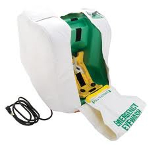 Haws Gravity Fed Portable Emergency Eyewash- 110 VAC Heater