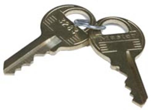Master Key For Master Lock Xenoy Plastic Padlock