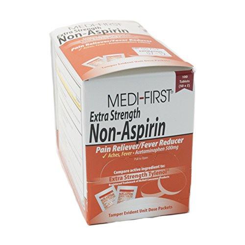 Extra Strength Non-Aspirin - 100/Box
