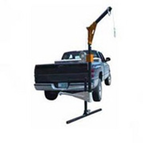 Vehicle Hitch Mount Base- Confined Space Retrieval System