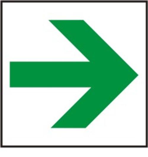 Exit Route Arrow