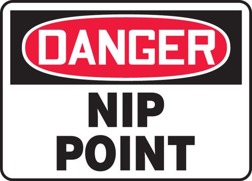 Danger - Nip Point