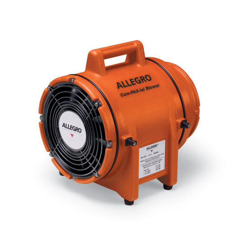 Allegro 9536 DC Plastic Compaxial Blower