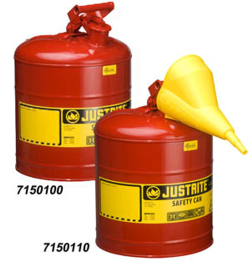 Safety Can- Type I Safety Can 5 Gallon