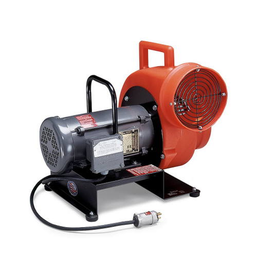 Allegro 9503 Centrifugal Heavy Duty Explosion-Proof Blower, Single Phase (Includes 115V Plug)