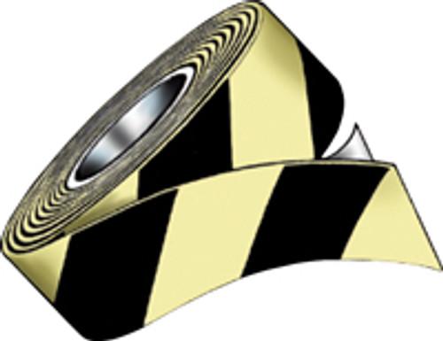 "Striped Glow Tape- 1"" X 100 Ft Roll"