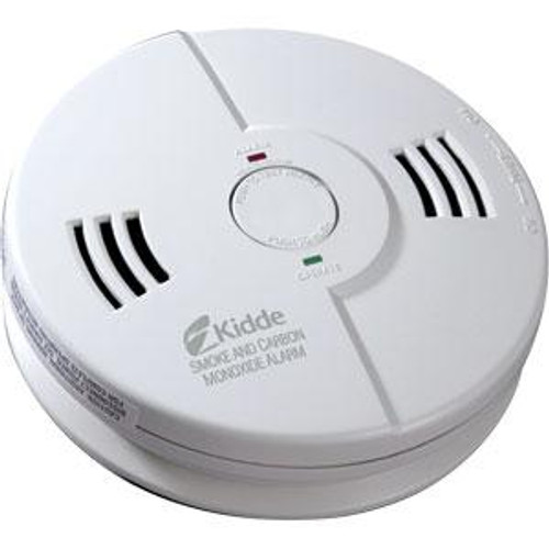 Carbon Monoxide/Smoke Detector Combo Alarm Nighthawk (AC/DC)- Interconectable