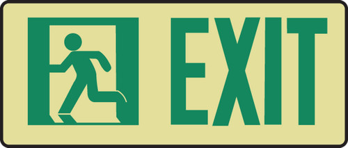 Exit Sign- Glow Sign
