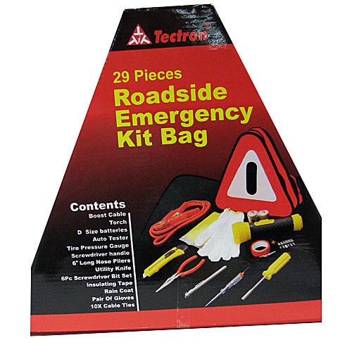 Roadside Emergency Kit-  2 kits per order
