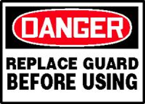 Replace Guard Before Using