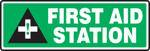 First Aid Station Sign 3