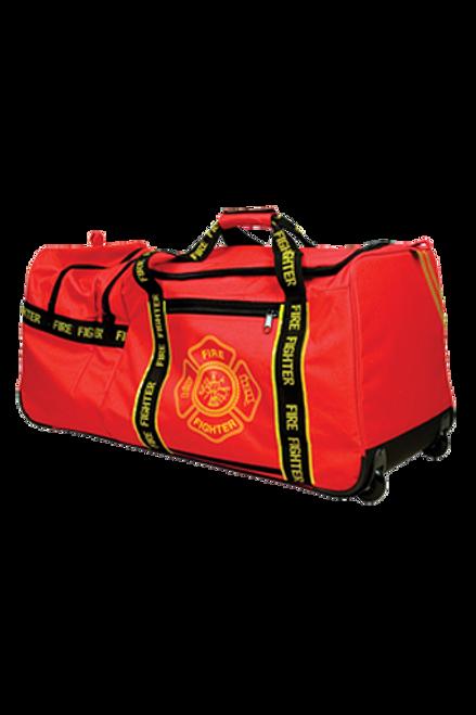 Firefighter Wheeled Gear Bag