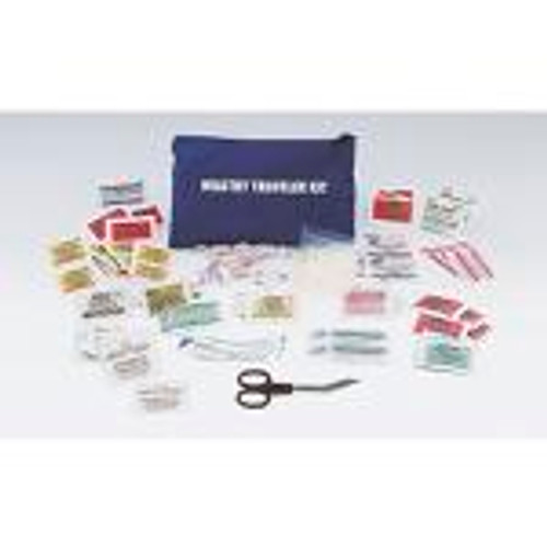 Domestic Travel First Aid Kit- Filled- Click on Image For List of Contents- ITEM NOT AVAILABLE
