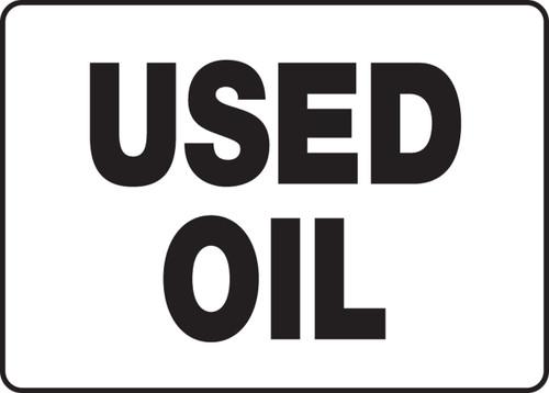 Used Oil - .040 Aluminum - 14'' X 20''