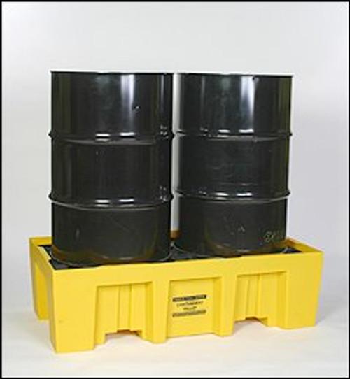Eagle  2 Drum Spill Containment Pallet