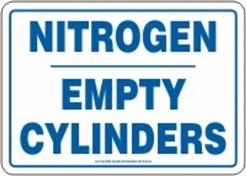 Nitrogen Empty Cylinders