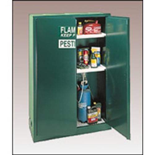 Pesticide Safety Cabinet by Eagle 45 Gallon
