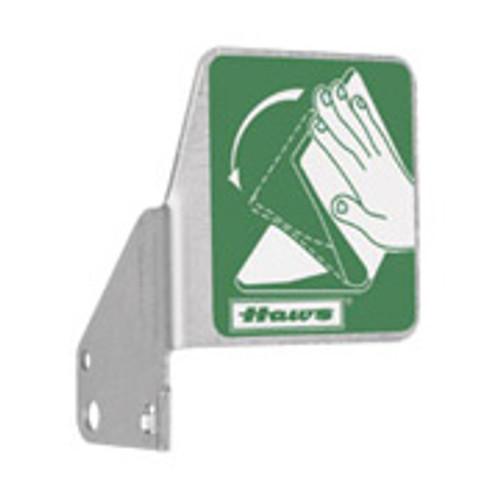 Haws Emergency Eyewash Push Flag for Eyewash Valves- Haws Eyewash Parts