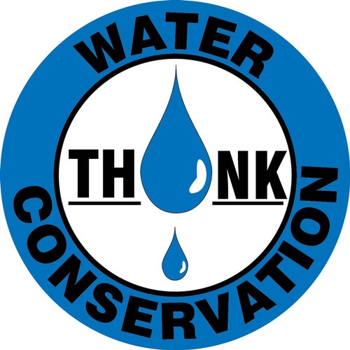 Think Water Conservation