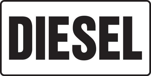 Diesel - Adhesive Vinyl - 6'' X 12''