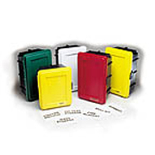 Generic Wall Case- Yellow Small