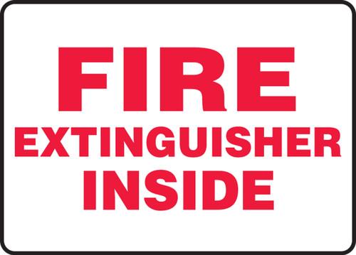 Fire Extinguisher Inside 1