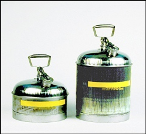 Eagle Stainless Steel Type I Safety Can 5 Gallon