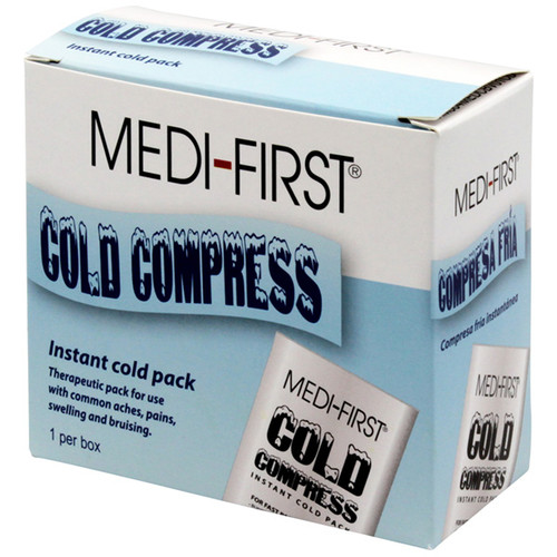Large Boxed Cold Compress Ice Pack