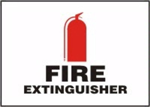 Fire Extinguisher Sign 4