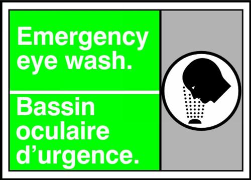 Emergency Eye Wash 1