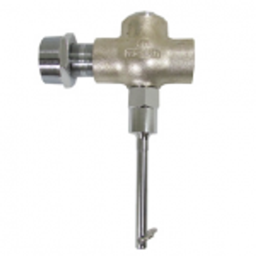 """Speakman Self Closing Valve, 1"""" Female Inlet, 1-1/2"""" Male Outlet"""