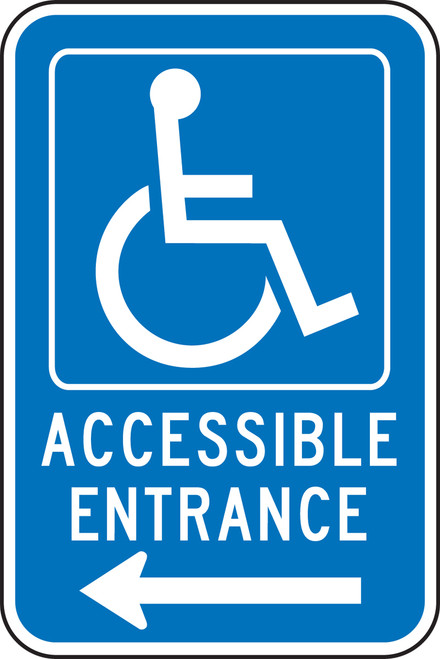 Accessible Entrance