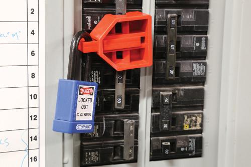 Circuit Breaker Lockouts- Single Pole