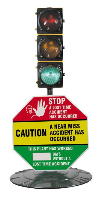 Signal Safety Awareness Center Accuform SCT404
